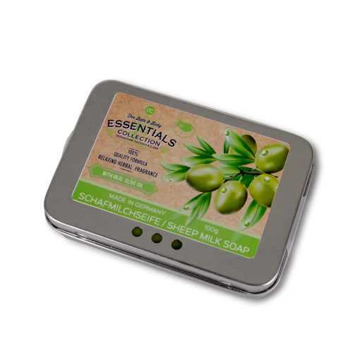 Schafmilchseife Olive