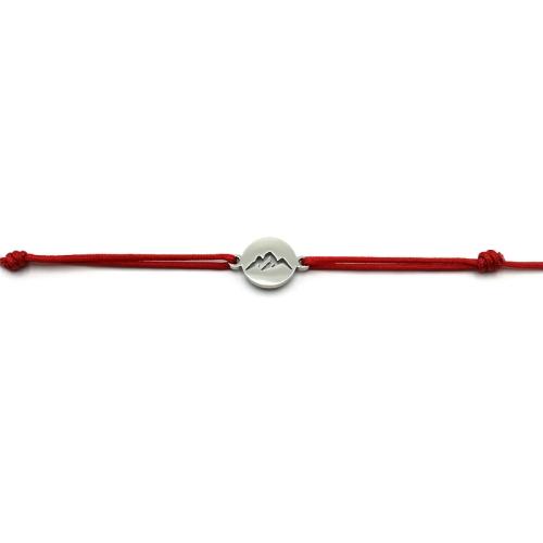 Bergliebe - Armband (Rot)
