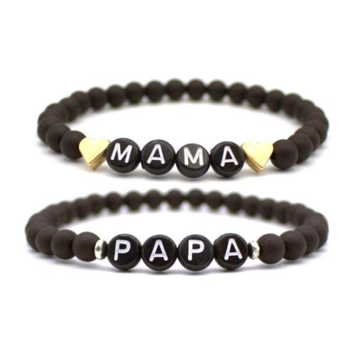 Armband - Mama & Papa