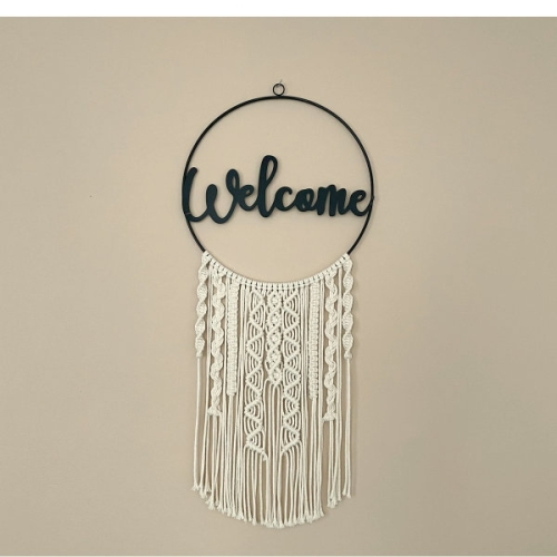 Makramee - Welcome