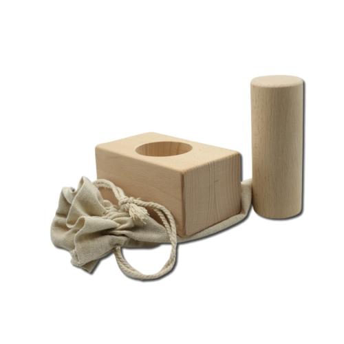 Nussknacker aus Buchenholz