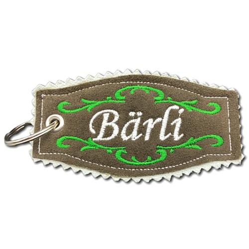 Schlüsselanhänger - Bärli