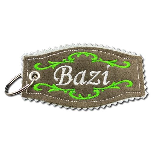 Schlüsselanhänger - Bazi