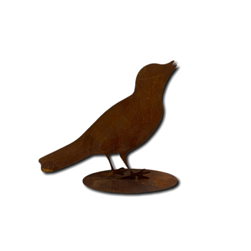 Metalldeko - Vogel